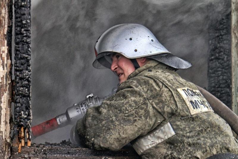 «По страницам летописи пожаров Смоленска». 13 ноября, 2003 год