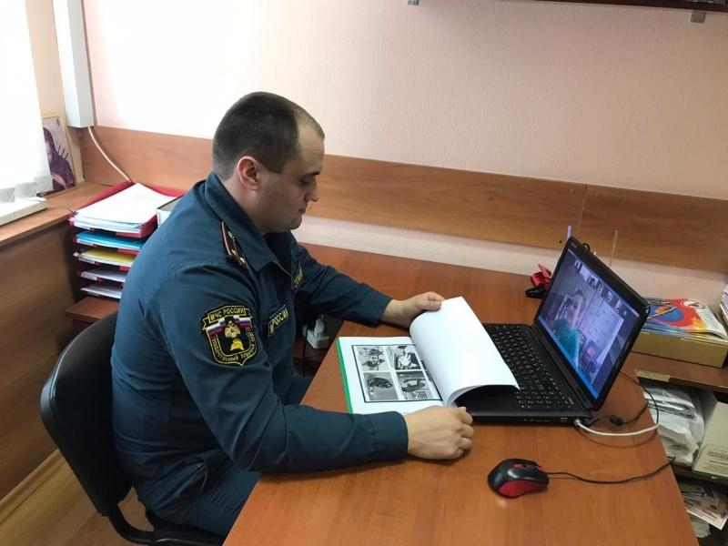 Дистанционное обучение школьников основам пожарной безопасности организовано в Красногорске