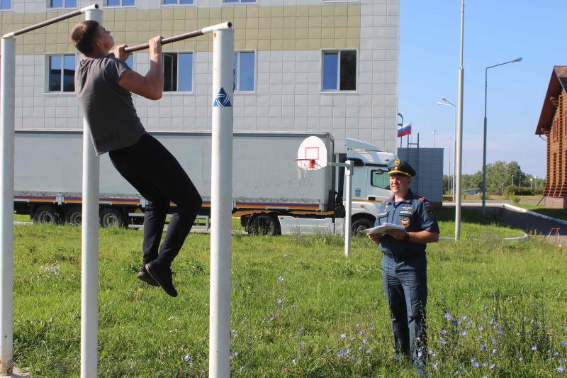 Конкурс «Лучший по профессии» среди сотрудников и работников МЧС России по Томской области (24 июня 2020 года)
