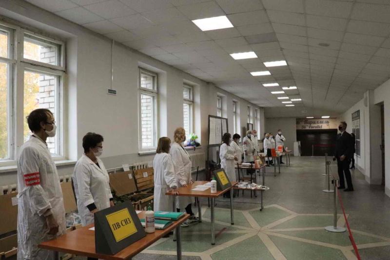 Всероссийская штабная тренировка по гражданской обороне (2 октября 2020 года)
