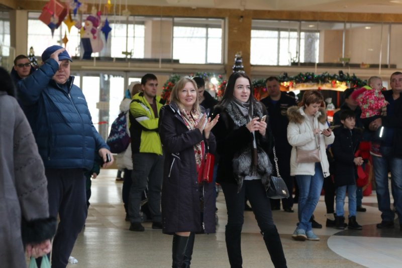 22 декабря, выступление вокально-инструментального ансамбля «Феникс» Нижегородской области